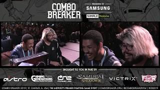Combo Breaker 2019 - Dragon Ball FighterZ Auction Grand Finals - Supernoon vs SonicFox