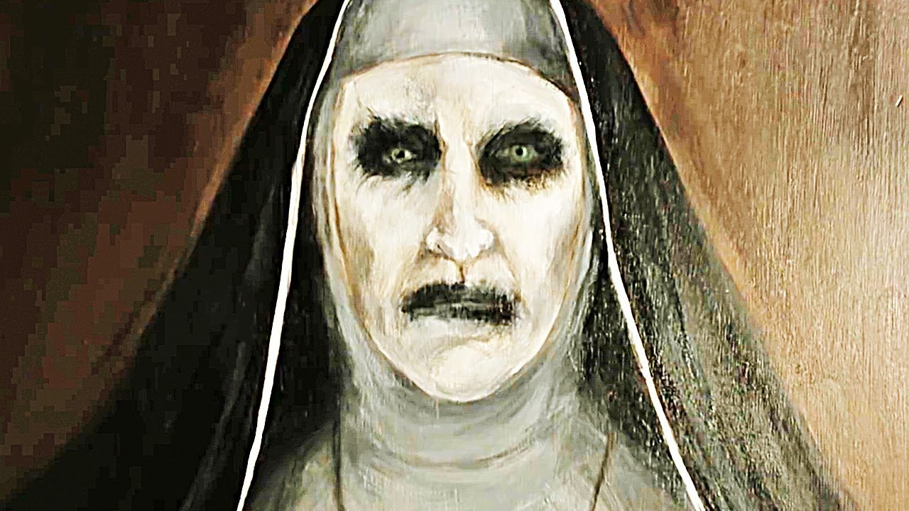 Conjuring - The Nun | official trailer #1 (2018)