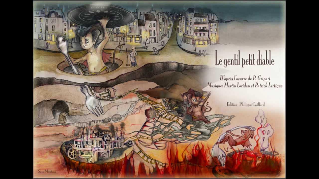 Le gentil petit diable conte musical extraits d - Les petit diable noel ...
