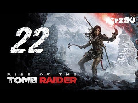 22 - Rise of the Tomb Raider ita - Valle Geotermica Versante Ovest 1ª visita#22/42 parte4-4 rcrz50