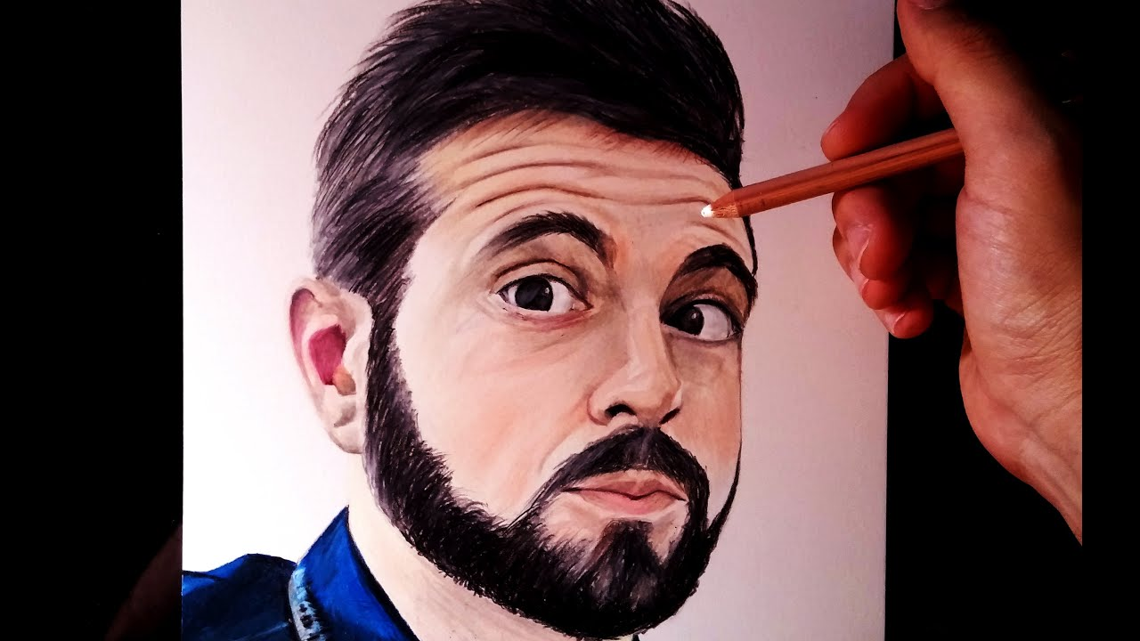 Dibujando A Youtubers