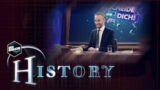 NMR History – Entscheide dich