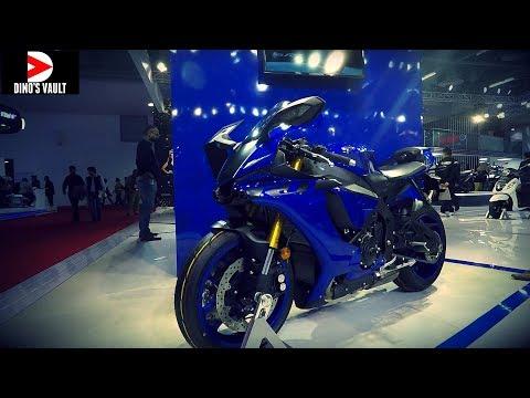 download Yamaha R1 Price Slashed | Walkaround Review #Bikes@Dinos