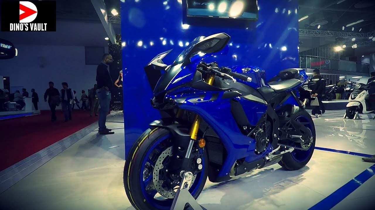 Yamaha R1 Price Slashed | Walkaround Review #Bikes@Dinos
