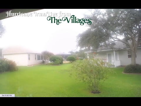 Testing- live from The Villages Hurricane Irma