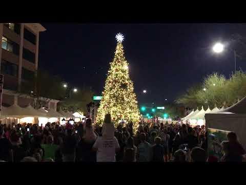 2017 Mesa Christmas Tree Lighting