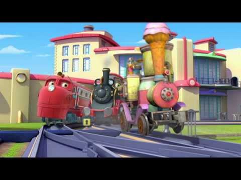 Thumbnail: Chuggington - Friendship With Toot's Tall Tale Clip