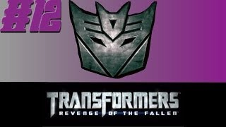 Transformers: Revenge of the Fallen - #12 - West Coast Oil Refinery: Tapping the Source