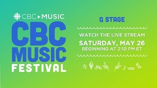 The CBC Music Festival: q Stage