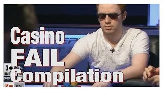 Here's People Failing At The Casino, You Should GoWin - Huge Fails Compilation