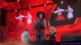 Music Festival, Rigas Svetki (Part III) / Rīgas Svētki'19 / Riga City Day / Танцы&Песни