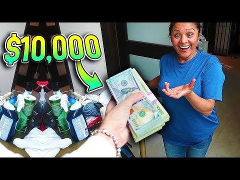 Download Youtube: Tipping My Maid $10,000... (emotional)