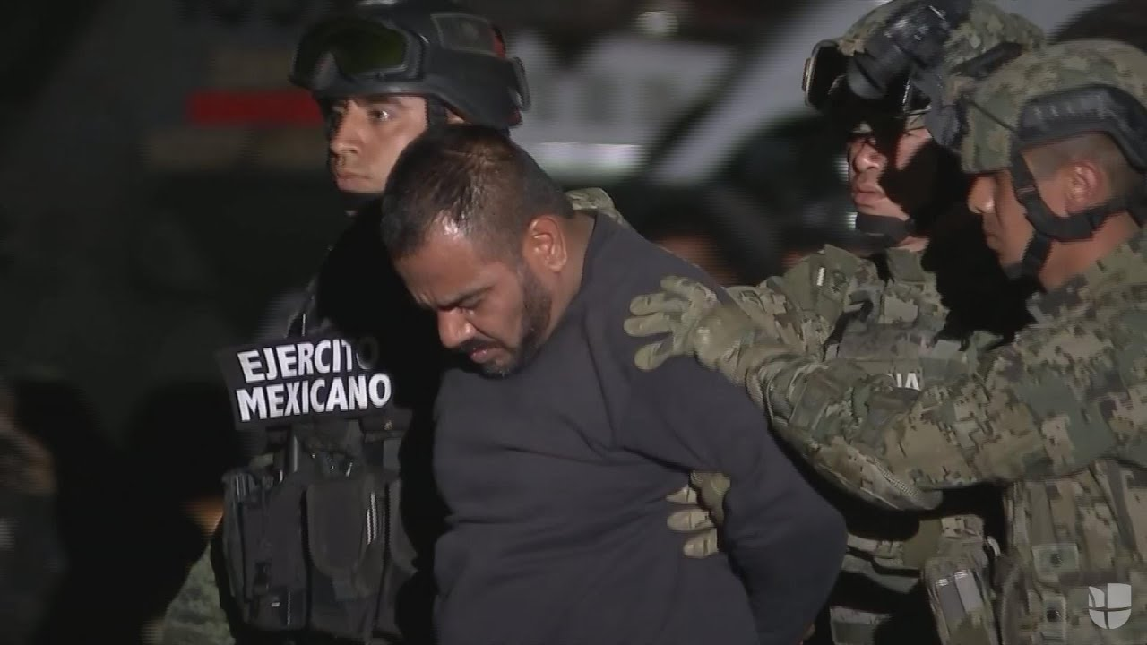 Autoridades mexicanas presentaron al cholo iv n youtube - El chollo del mueble ...