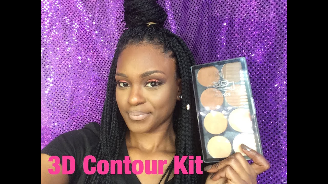 Professional Contour Kit by kiss products #22