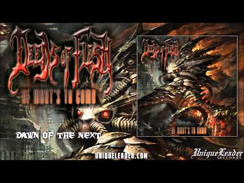 Deeds of Flesh-Dawn of the Next(official)