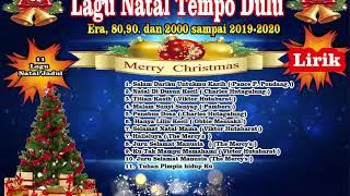 Download lagu Lagu Natal Lirik_Tempo Dulu_ Era 80 an_  2019-2020,