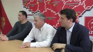 Павел Грудинин и Максим Шевченко - Встреча со сторонниками во Владимире