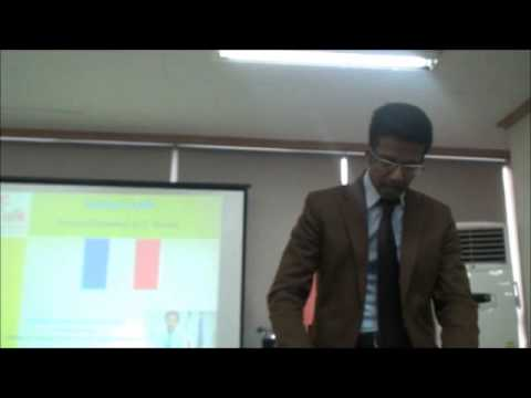 French presence in South Korea_Ishwar Arnoid Rocke(French Consul)_2013.11.23