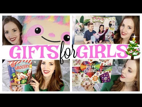 GIFTS FOR GIRLS | WHAT I GOT MY 9 YEAR OLD FOR CHRISTMAS | GIFT IDEAS FOR KIDS
