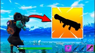 Por ESTO Han QUITADO ESTE Arma del JUEGO! FORTNITE: Battle Royale