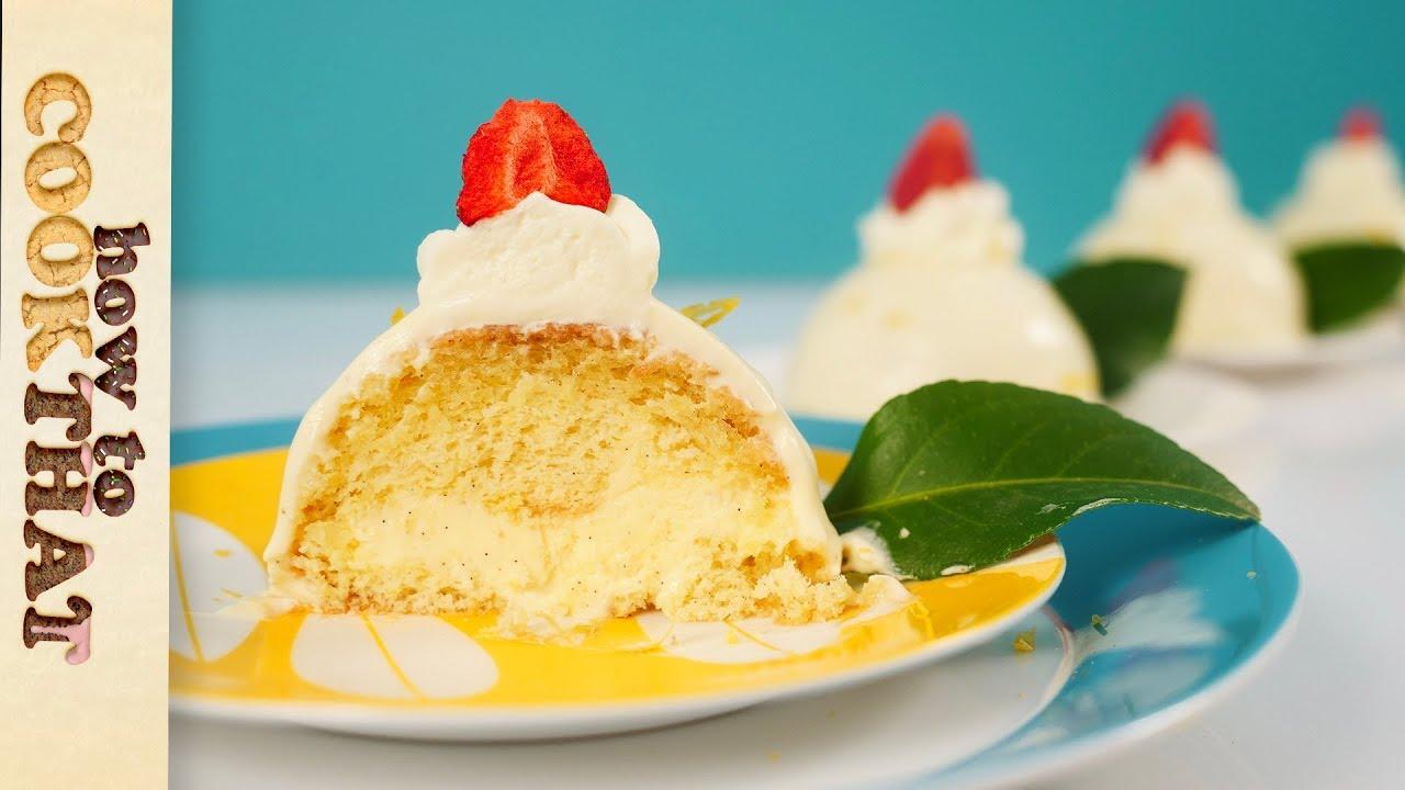 Delicious Lemon Dessert Recipe from Sorrento Italy | how to cook that Ann  Reardon