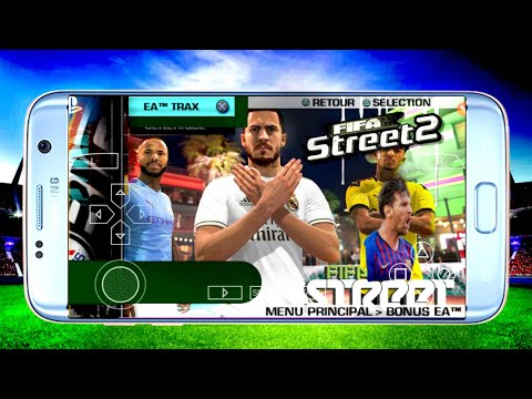 FIFA STREET 20 PPSSPP Android Offline Best Graphics New Update