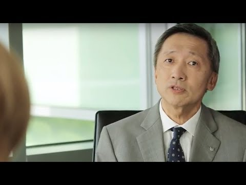 Serving Customers At PRINT 17: Toyo Kuwamura, Canon Solutions America