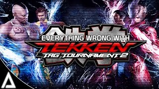Everything Wrong With Tekken Tag Tournament 2