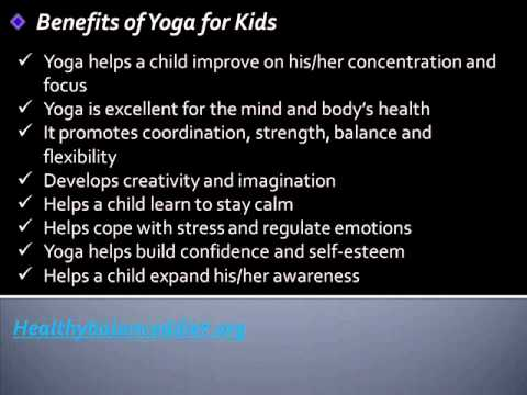 Benefits Of Yoga For Kids And Parents