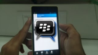 BBM For Android and iPhone-Overview