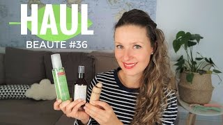 Haul #36 : Mademoiselle Bio, Aroma-Zone, Avril Beauté | partie 2