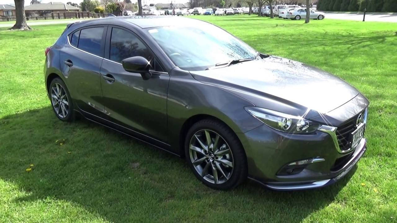 New Mazda Sp25 Machine Grey With Mazdaspeed Bodykit Youtube