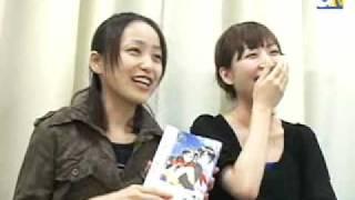 貧乏姉妹物語 坂本真綾さん、金田朋子さんの応援コメント 2006年9月7日...