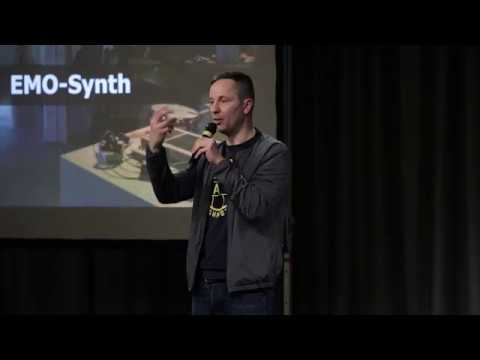 How to make music from deep space, Wall Street or biofeedback | Valery Vermeulen