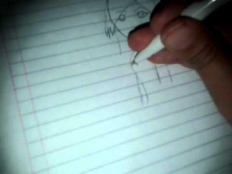 Como Dibujar A Jenny De La Cq Youtube
