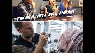 Interview with Joel Harlow