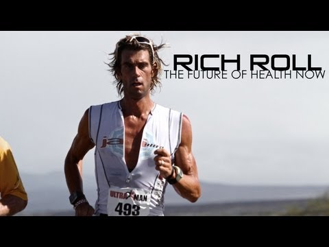 Vegan Ultraman & Bestselling Author Rich Roll on Future of Health Now