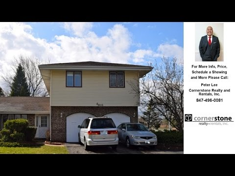 2015 West Weathersfield Way, SCHAUMBURG, IL Presented by Peter Lee.