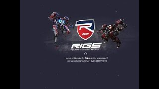 Diary of a GOD BLOG 120 RIGS Mechanized Combat League™ 🎥🌎🌍🌏👽🌌