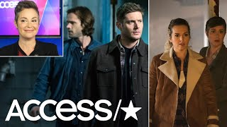 'Supernatural': Kim Rhodes On 'Wayward Sisters' Trying To Save The Winchesters, Crossover Potential