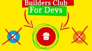 Roblox Builders Club Explained For Developers