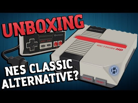 Retron HD Unboxing! NES Classic Alternative? {Review}