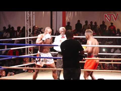 Umar Semata wins Moses Golola on points