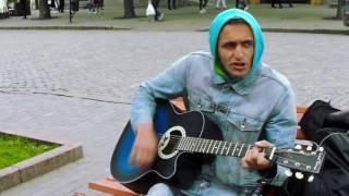 Как на войне - Агата Кристи кавер / Russian Love Song