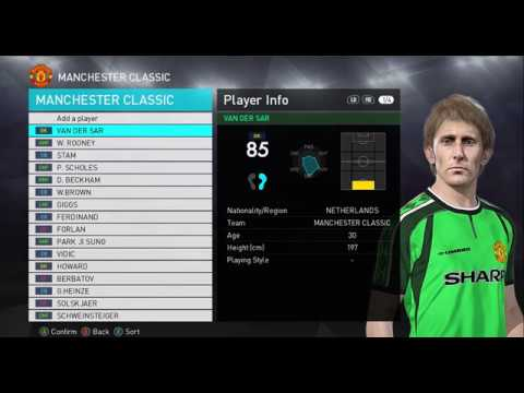 Repeat patch classic for pes 2018 pte v5 by pes - You2Repeat