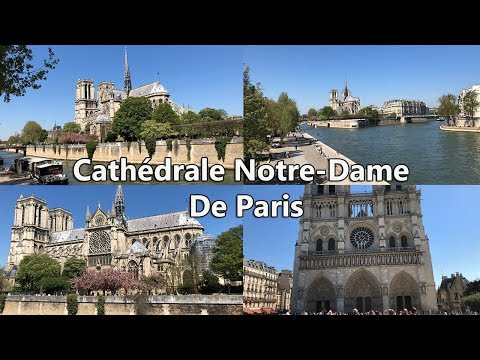 Cathédrale Notre-Dame De Paris Visite 4K60