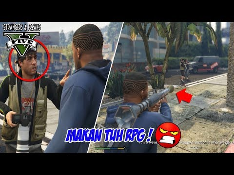 HUKUMAN BAGI PENIPU | PAPARAZZO - REALITY CHECK (BEVERLY MISSION S&F) | GTA 5 PC