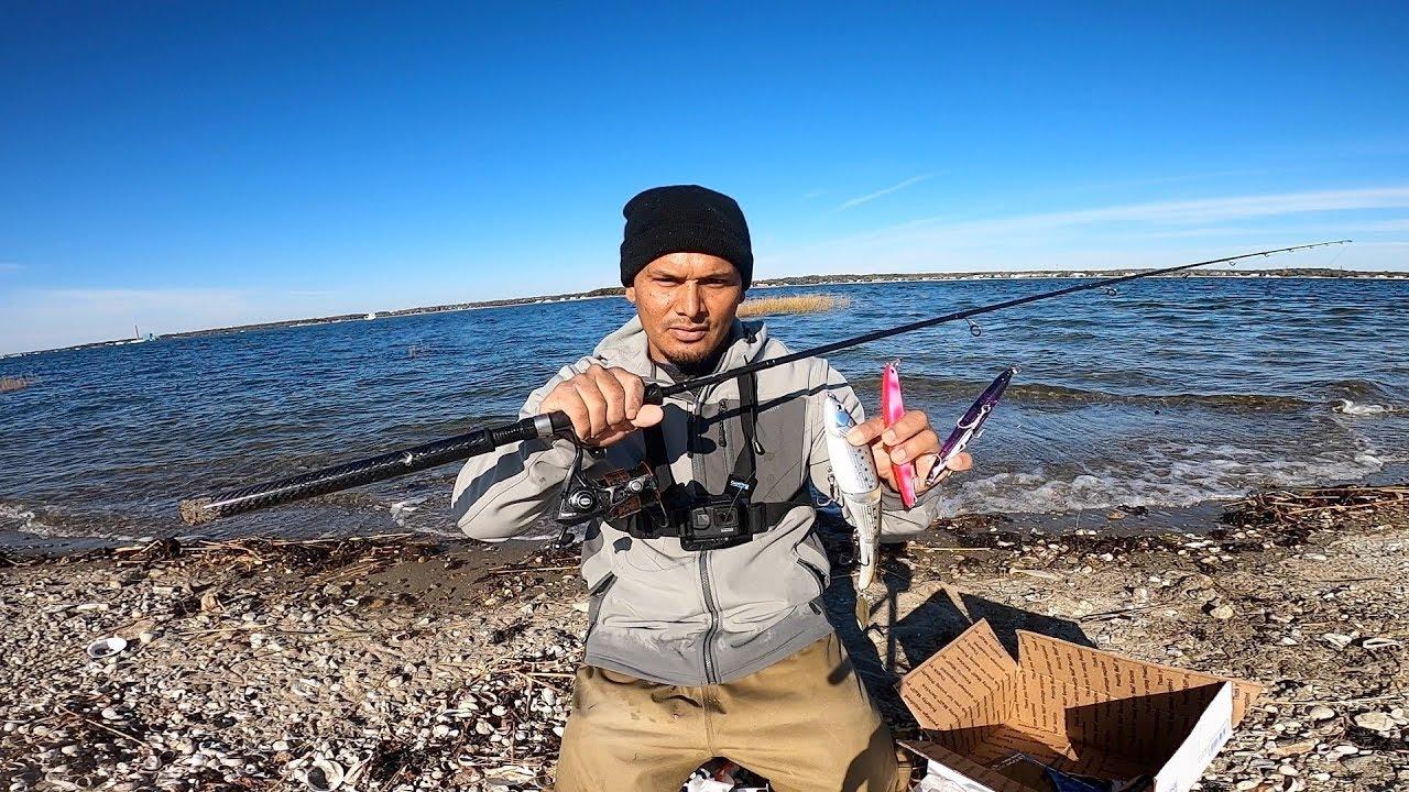 Como Iniciar en la pesca de playa equipo y tecnicas