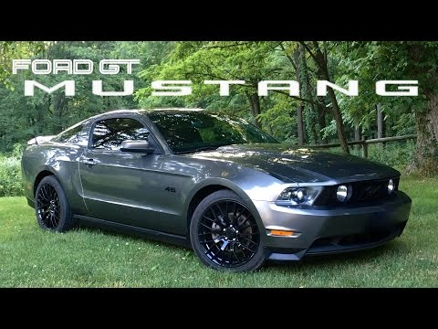 Ford GT Mustang: HOT ROD CAMS (Before & After)