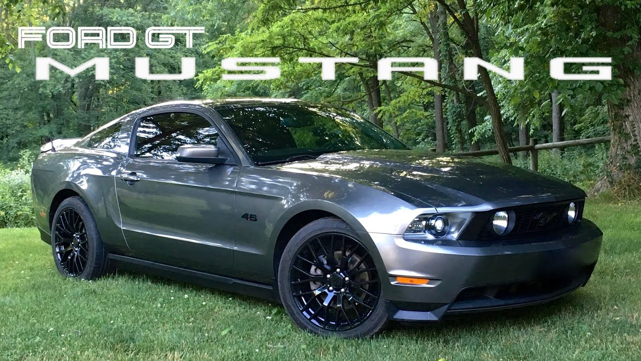 Ford Gt Mustang Hot Rod Cams Before After